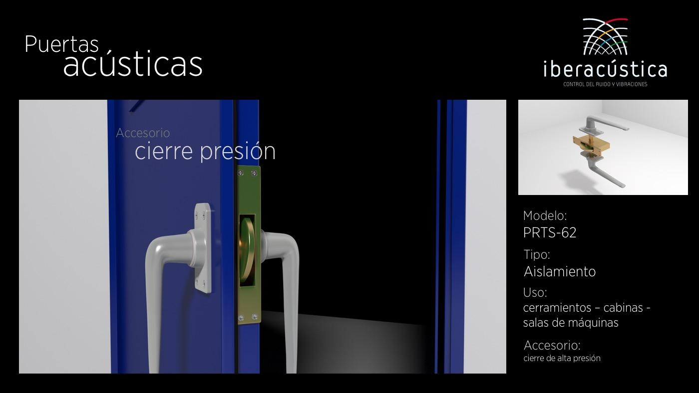 Elementos de puertas F4