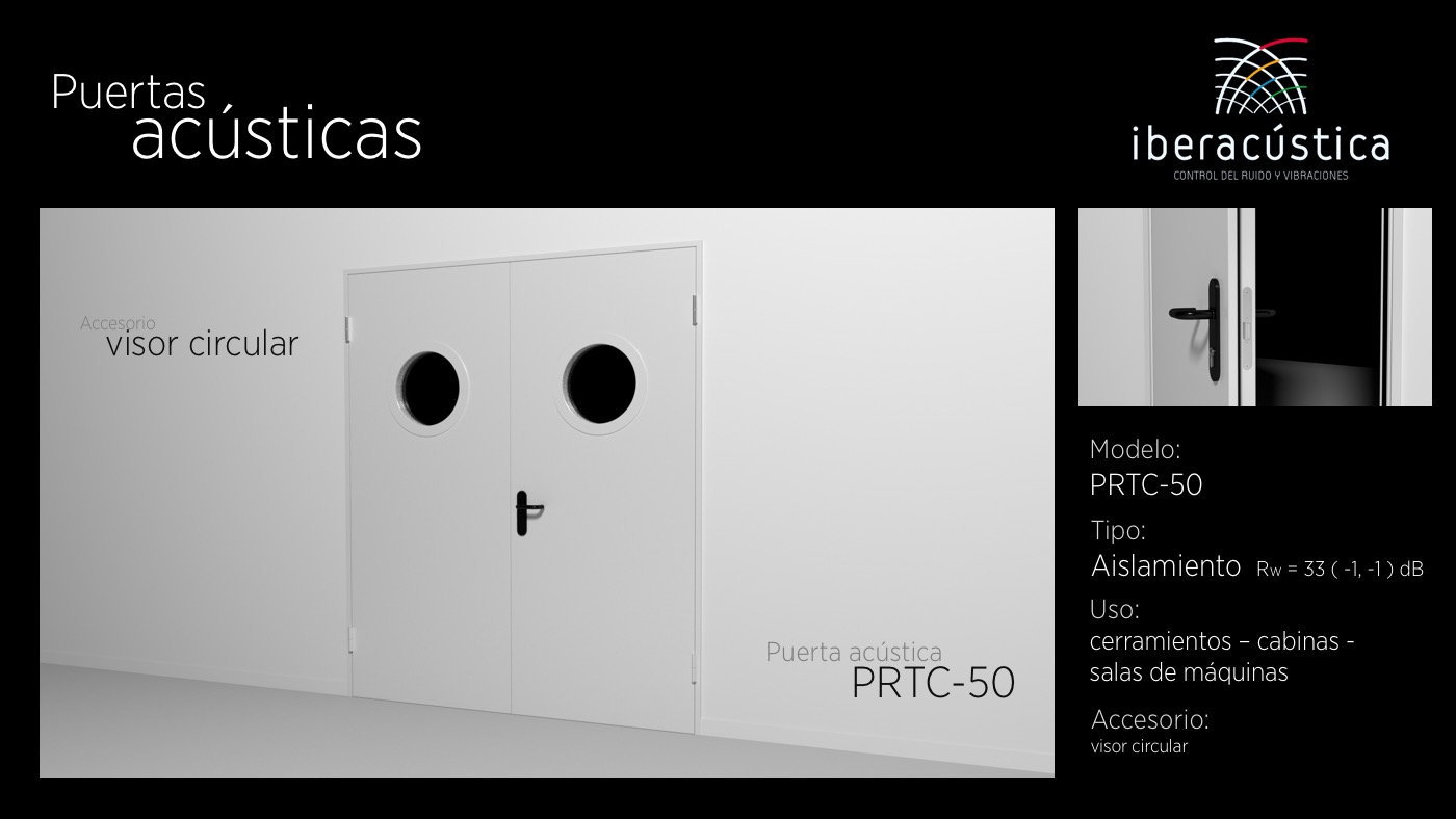 PUERTA PRTC 50 F4