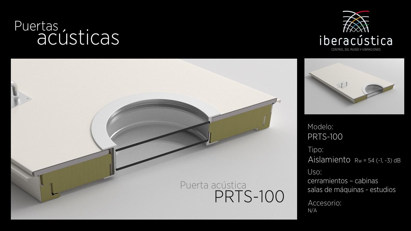 PUERTA PRTS 100 F1