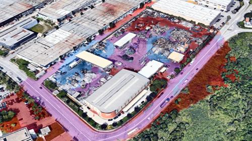 Proyecto ambiental industrial