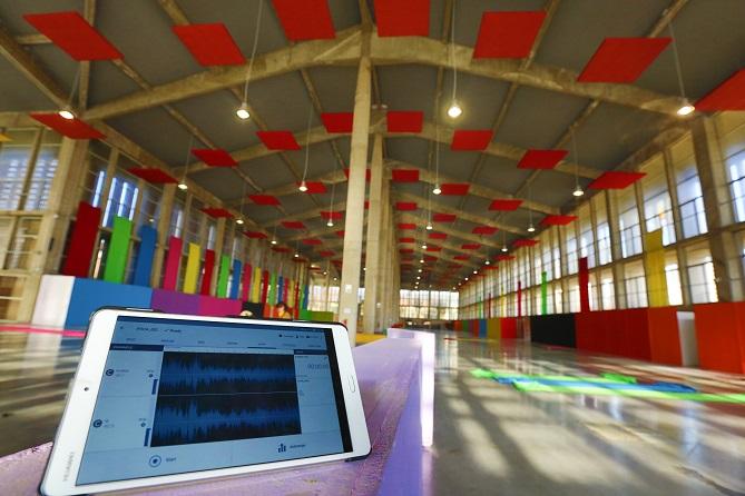 Acondicionamiento Acústico Feria de Jerez