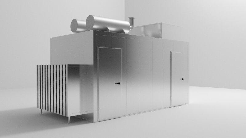 Cerramientos para motores de combustión