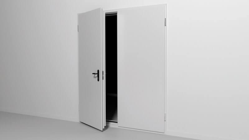 Puertas acústicas PRTS-62
